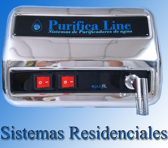 Purificaline Residenciales